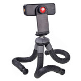 XT-XINTE RM25C Octopus Outdoor Bracket Stand Tripod flexible tripe for Phone Camera vlog gimbal SLR micro Single