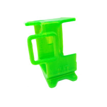 JMT 3D Printing TPU Camera Mount Protective Case / Propeller Guard for gopro hero 8 / 7 / 6 / 5 Green Hornet FPV Racing Drone Frame Kit
