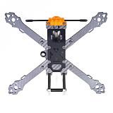 GEPRC Hybrid-X Frame GEP-KHX7 Elegant Hybrid-X Carbon fiber Frame kit for DIY FPV Drone Quadcopter
