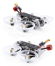GEPRC ROCKET Multiple View Camera HD 112mm 2 Inch 4S Cinewhoop FPV BNF Racing RC Drone Quadcopter w / DJI-FPV Air Unit