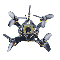 GEELANG Wasp85x Whoop 85mm 2S FPV Racing Drone Quadcopter PNP with PLAY F4 Flight Control GL950PRO FPV Camera