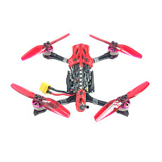GEELANG LIGHTNING120X Whoop 2-3S FPV Racing Drone 120mm Quadcopter BNF / PNP with GL1204 KV5000 Motors SI-F4FC