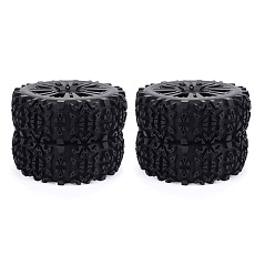 FEICHAO 4pcs Buggy wheels tires for Redcat Team Losi VRX HPI Kyosho HSP Carson Hobao 1/8 Off-road car