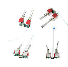 Jumper Switches for Jumper T18 T16/T16 PLUS SG/SH SE/SF SC/SD SA/SB Remote Controller Transmitter Switch