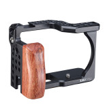 Ulanzi Camera Rabbit Cage Photography Micro Single Camera Protection Frame Expansion Bracket Accessories Protection Rabbit Cage for Sigma SIGMA FP