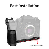 Ulanzi L-type Quick-fit Shooting Micro Single Camera L-type Board for Fuji X-T4 Camera
