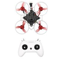 Happymodel Mobula6 1S 65mm Brushless Whoop Drone Mobula 6 RTF with LiteRadio 2 Radio Transmitter Mode 2 19000KV Motors