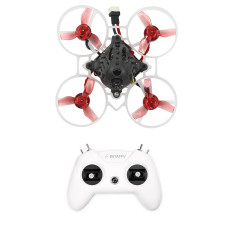 Happymodel Mobula6 1S 65mm Brushless Whoop Drone Mobula 6 RTF with LiteRadio 2 Radio Transmitter Mode 2 19000KV Motors