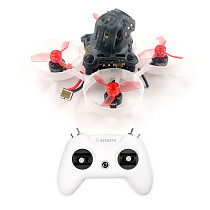 Happymodel Mobula6 HD 1S 65mm Brushless Quadcopter Whoop Mobula 6 HD FPV Racing Drone RTF Frsky version with LiteRadio 2 Radio Transmitter