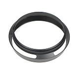 BGNING 67mm Aluminum Alloy Metal Hood Lens Hood Hollow For SLR Camera Lens With Internal Thread