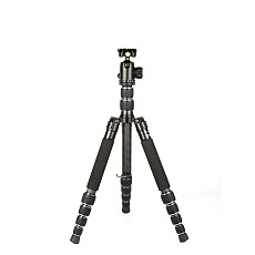 FEICHAO Extendable 5 Section 29mm Camera Tripod Stabilizer M Carbon Fiber With Gimbal Portable For Micro SLR Tripod Photography
