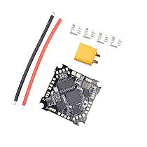 Feichao SH50A F4 Flight Controller Built-in OSD Integrated 2-3S 5A 4 IN 1 Brushless ESC for FPV Racing Drone Quadcopter