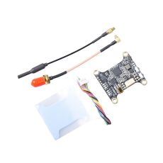 JMT Long Range 5.8G 1W FPV Video Transmitter VTX 25/200/400/800MW 1000mW Switchable 2-6S High Power OSD for Toothpick RC Drone