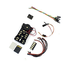 FEICHAO PIXHAWK 2.4.8 Flight Control PX4 with PPM Encoder Safety Switch Buzzer I2C Expansion Board for DIY RC Drone Quadcopter Hexacopter Octocopter Multi-rotor