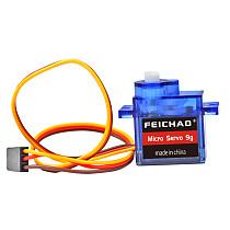 FEICHAO Smart Electronics RC Mini Micro 9g Servo SG90 for RC Car / Ship / Robot / Intelligent Toy / Education / DIY Manual Toys
