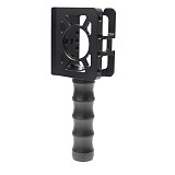 BGNing Aluminum Alloy Camera Cage with 1/4 Tripod Mount Diving Monopod Stick for Sony RX0 II Protective Cover Vlog Bracket