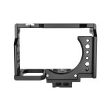 BGNing Studio Stabilizer Portable Camera Protective Cage SLR Camera Rabbit Cage for Sony A7 Series Camera Kit Shock Absorber