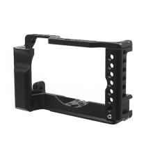 BGNing Camera Cage Professional Alloy DSLR Cage Quick Release Plate for Canon EOS M6 Mark2 Drop Shipping