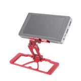 BGNing Aluminum Alloy Foldable Remote Control Phone Tablet Monitor Extension Holder Bracket Mount Clip for DJI Mavic/Pro/2/Air/Spark