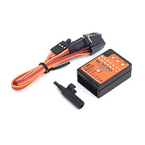 FEICHAO TGZ580 3-Axis Gyro Flybarless Altitude Control Smart Flight System For T-Rex 250-800 RC Helicopter