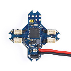 iFlight SucceX F4 FC 1S Brushed Flight Controller AIO Whoop Board (MPU6000) with VTX with BLHELI_S 5A ESC for FPV Racing Drone Quadcopter