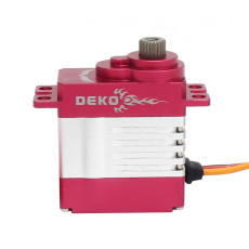 DEKO 9295 9125 Hight Voltage Brushless Servo for RC Helicopter Turbojet