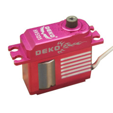 DEKO HV5125 High-pressure Medium-sized Lock Tail Servo for RC Helicopter