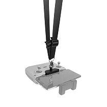 Sunnylife Remote Controller Hook Bracket with Strap Transmitter Buckle Bracket Drone Accessories for Mavic Air 2 for DJI