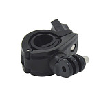 BGNING Bicycle Bike Motorcycle Handlebar Clip Clamp Mount Adapter Holder 360Degree Rotate for Gopro Hero 8 7 6 5 4 3 2 Camera