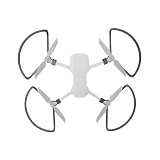 Sunnylife 2 in 1 Propellers Guard with Foldable Landing Gear Quick Release Props Bumper Protector For DJI Mavic Air 2 Drone