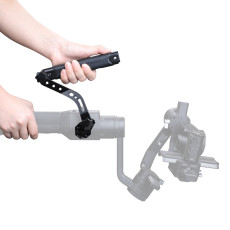 BGNing Portable Folding Bracket Camera Stabilizer Handheld Expansion Mount Handle Tray Grip for DJI Ronin S/SC Gimbal