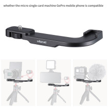 Ulanzi Camera 1/4 Screw Expansion Volg Bracket For Micro Single Sports Camera Photography Microphone Bracket Accessories