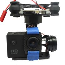 HAKRC 3-Axis assembled Brushless Gimbal Frame With Motors & Storm32 Controlller for Gopro 3 4 Xiaomi Xiaoyi SJ4000 SJCAM FPV RTF