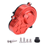 FEICHAO RC Crawler Car Gearbox Reverse Transmission Box with Gear for 1/10 RC Crawler Axial SCX10 Upgrade RC Car Parts 90046 90047
