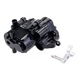 FEICHAO ATOP RC Aluminum Transmission Case Gear Box for Traxxas TRX-4 RC Car