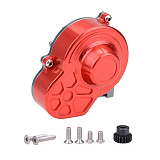 FEICHAO Complete Metal SCX10 Gearbox Transmission Box With Gear For 1/10 RC Crawler Axial SCX10 Upgrade RC Car Parts
