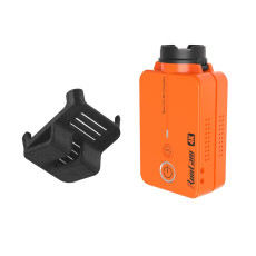 RunCam2 4K edition HD 1080P 120 Degree Wide Angle WiFi sport Camera for DIY FPV RC Drone with 30/20 Degrees 3D Printing TPU Camera Stabilizer