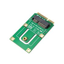 XT-XINTE Mini PCI-E to M.2 Adapter Converter Expansion Card M.2 NGFF Key E Interface For M.2 Wireless Bluetooth WiFi Module for Laptop PC