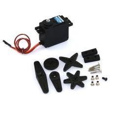 JX 8KG/9KG/13KG/15KG/20KG High Torque Metal Gear Digital Standard Servo For Helicopter Drone Tank Car Robot Accessories