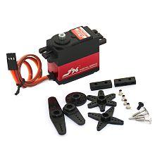JX PDI-6209MG/9KG 120°High Torque Metal Gear Digital Standard Servo For RC Helicopter Drone Tank Climbing Car Robot Parts