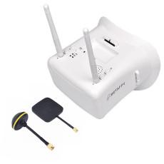 BETAFPV VR01 FPV Goggles w/ 4.3 inch 800*480px HD LCD 5.8G Antennas 3.7V/2000mAh Battery for Racing FPV Model DIY Drone
