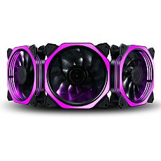 XT-XINTE 12cm PC Computer 28dB Ultra Silent LED Fan Heatsink Cooler Cooling w/ Anti-Vibration Rubber Fan 12VDC 3P IDE 4pin Power Supply