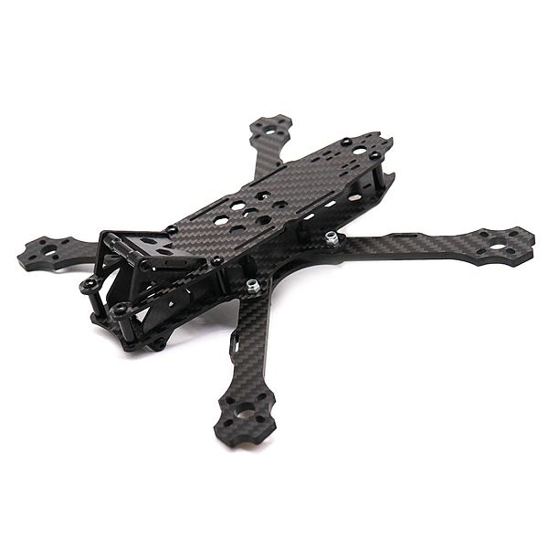 FEICHAO FPV Frame Kit Avenger-215 Wheelbase with Carbon Fiber 4mm Arm for Racing Drone Quadcopter 5 inch FPV kit Drone Frame