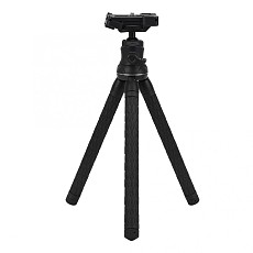 FEICHAO High Quality 7 Sections Stretchable Desktop Tripod with Ball Head Multi-functional Mobile Phone Clip for DSLR SLR Cameras