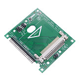 XT-XINTE Compact Flash CF Card to IDE 44Pin Male Adapter Card 2.5 Inch Hdd Laptop CF Bootable Adapter PCB Converter Connector