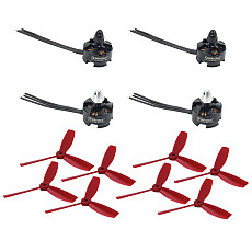 QWinOut MT2204 2300KV CW CCW Motor for Mini Multirotor Quadcopter DIY Drone Kit