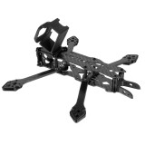 FEICHAO F4-X2 225mm FPV Racing Drone Frame Carbon Fiber Quadcopter Freestyle Frame Kit