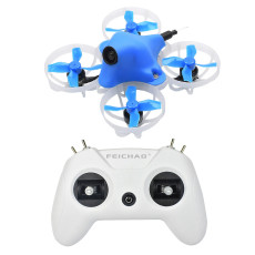 FEICHAO LiteRadio OpenTX 2.4G 8CH Radio Transmitter with Beta65X Brushless X BWhoop RC Drone Frsky FCC 14000KV Motor F4 AIO 2S Quadcopter