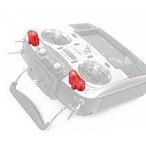 JMT 3D TPU RC Transmitter Stick Switch Protector Covers Rocker Joystick Racker Caps for FRSKY X9D for Jumper T16 Plus Pro Radio