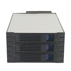 XT-XINTE 3.5inch/2.5inch SATA SAS Internal HDD Hard Drive Cage Adapter Tray Caddy Rack Bracket For 3x 4x 5x SATAII Hot Swap HDD